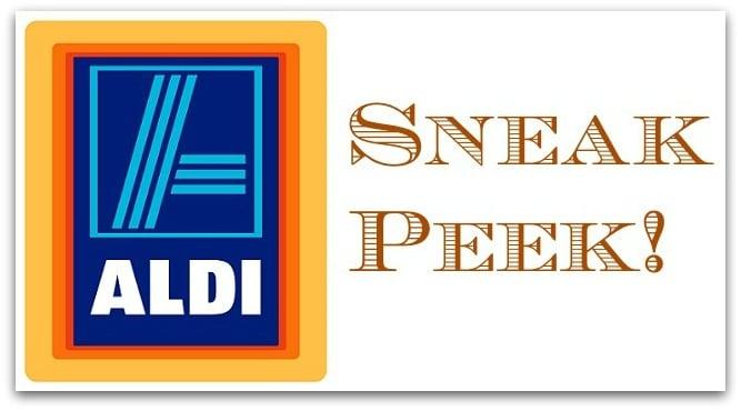 Aldi Sneak Peek 11/2 – 11/6