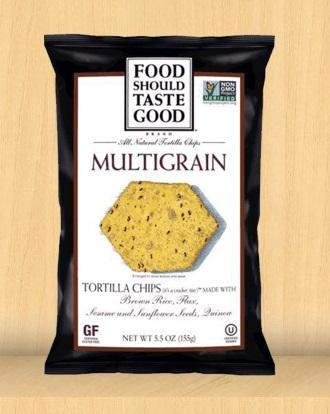 Food Should Taste Good Tortilla Chips 75¢ at Target