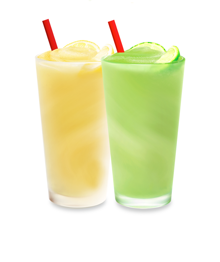 Sonic Frozen Lemonade or Limeade