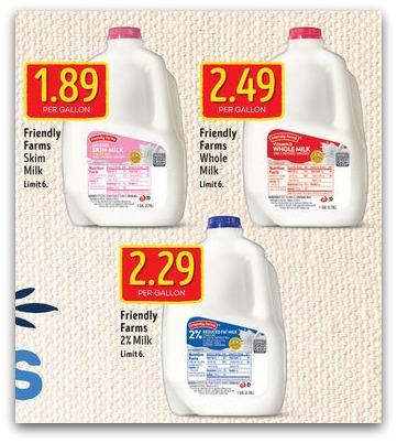 Cheap Milk at Aldi! - ConsumerQueen com- Oklahoma's Coupon Queen