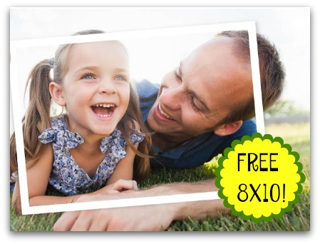 FREE 8×10 Photo From CVS!