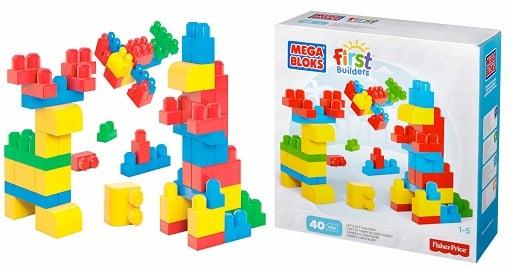 Mega Bloks 40-pc Set $6.29 On Amazon!