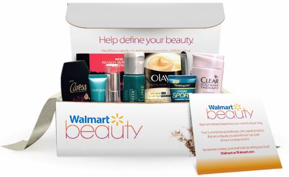 Walmart Summer Beauty Box $5 Shipped!