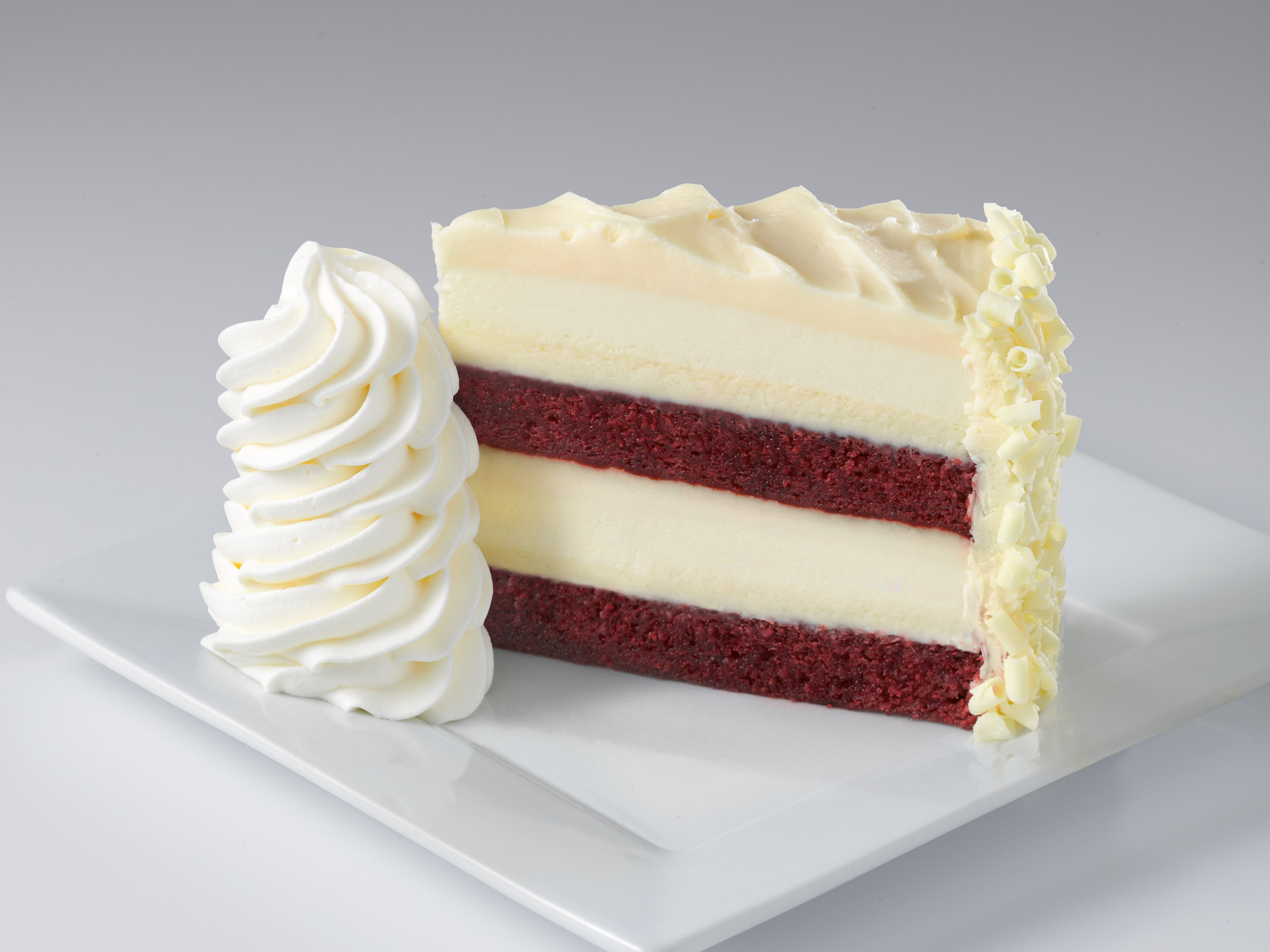 Cheesecake Factory Red Velvet