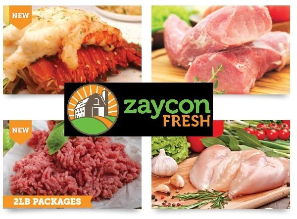 Get .99 lb. Chicken with New Zaycon Coupon Code (New Customers)
