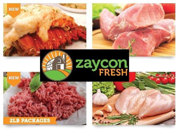 Chicken 99¢ per lb with New Zaycon Coupon Code (New Customers)