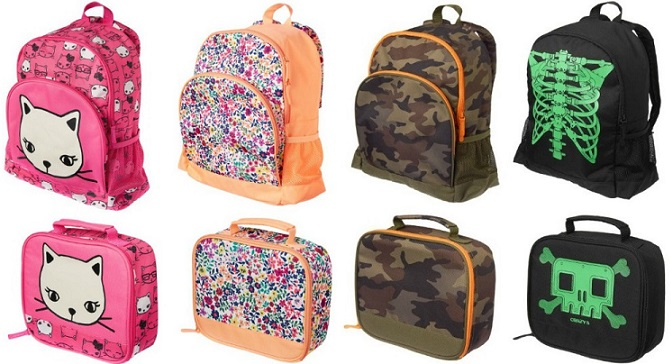 Crazy 8 – Backpacks as Low as $6.97 + FREE Shipping!