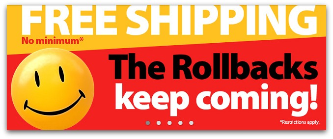 FREE Shipping at Walmart + Top 5 Deals!