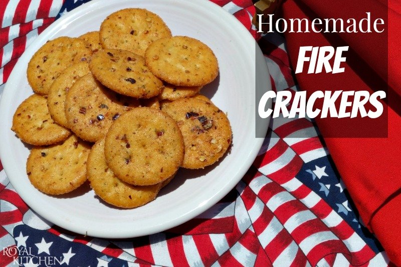 Homemade Fire Crackers