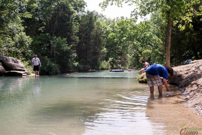 Chickasaw Park Sulphur Oklahoma (1 of 1)