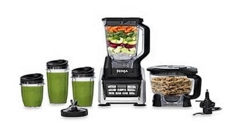 Enter to Win a Ninja Blender