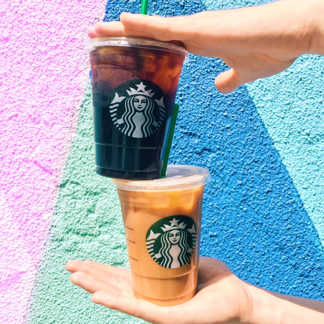 Any Starbucks Grande Drink $2.50