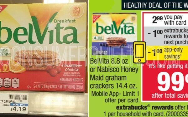 Bel Vita Breakfast Biscuit Morningwin Contest