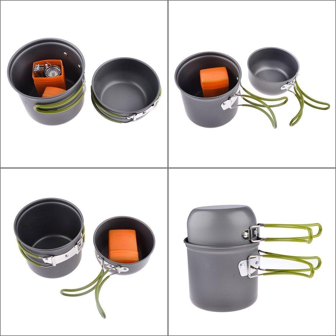 Amazon: Camp Stove AND Cookware Set $23.99 (Reg. $39.99)