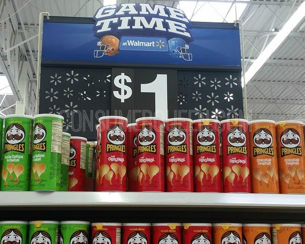 Pringles as Low as FREE at Walmart! - ConsumerQueen com