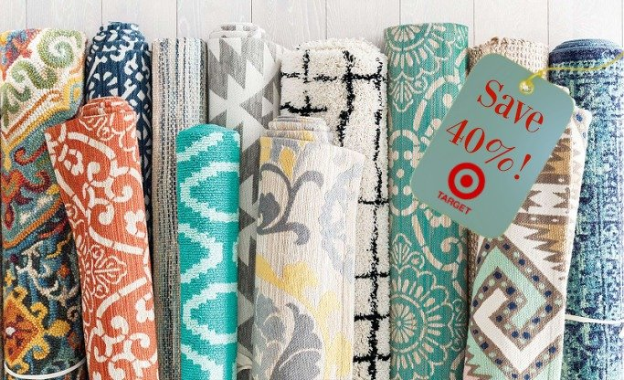 30% Off Rugs Today Only at Target.com!