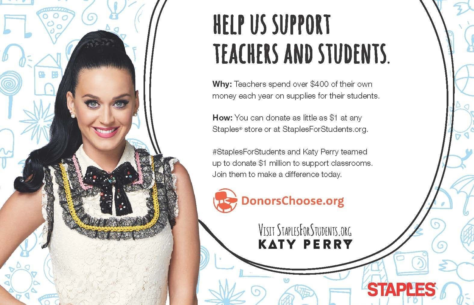 Enter the Staples For Students Sweepstakes
