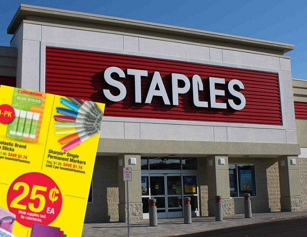 Sharpie Markers 22¢ Each at Staples (starts 8-7)