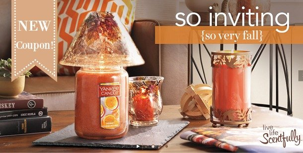 Yankee Candle: FREE Large Candle With $25 Purchase!