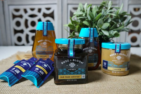 Celebrate National Honey Month with Buzz + Bloom