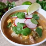 Crock-Pot® Slow Cooker Green Chile Pork Posole