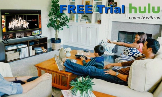 FREE Hulu 45 Day Trial From Groupon!