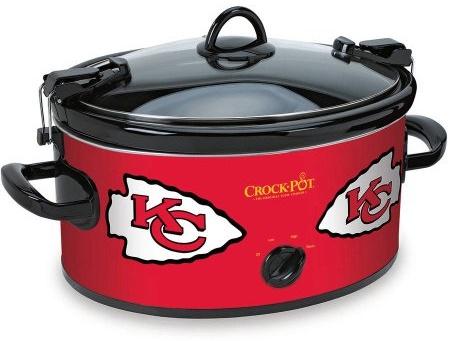 NFL Crock-Pots $39.42 + FREE Store Pickup!