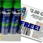 FREE Gillette & Satin Care Shave Gel at Walmart (maybe Target)!