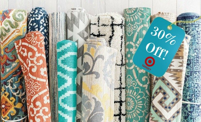 30 Off Rugs Today Only At Target Com Consumerqueen Com