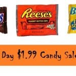 Three-Day $1.99 Candy Sale at Walgreens