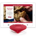 Drop Kitchen Scale      Use the recipe app plus the kitchen scale to get great results! Perfect for the novice cook or someone wanting to step up their game with gourmet foods. Together, the Drop Scale and Recipe App are an unbeatable combination that helps anyone make beautiful and delicious creations, regardless of experience.  works with iPad mini, iPad mini 2, iPad mini 3, iPad 3rd generation, iPad 4th generation, iPad Air, iPad Air 2, iPad Pro, iPhone 4s, iPhone 5, iPhone 5s, iPhone 6, iPhone 6 Plus, iPhone 6s, iPhone 6s Plus, iPod touch 5th generation, iPod touch 6th generation. Requires iOS 8 or later.    Get More  Info/Buy  Price $  79.95