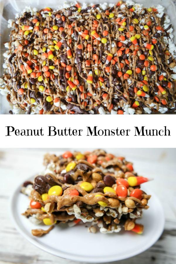 Peanut Butter Monster Munch