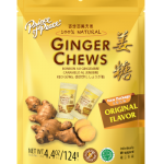 FREE Sample of Ginger Chews