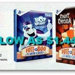 Cap'n Crunch Halloween Cereal as Low as $1.44 at Target!