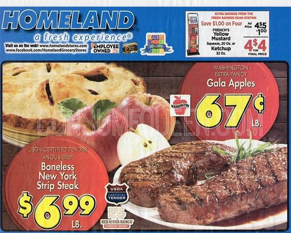 Metro Homeland & Country Mart Matchups 10/26 – 11/1