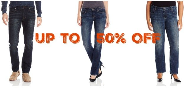 Up to 50% Off Lucky Jeans – Today ONLY!