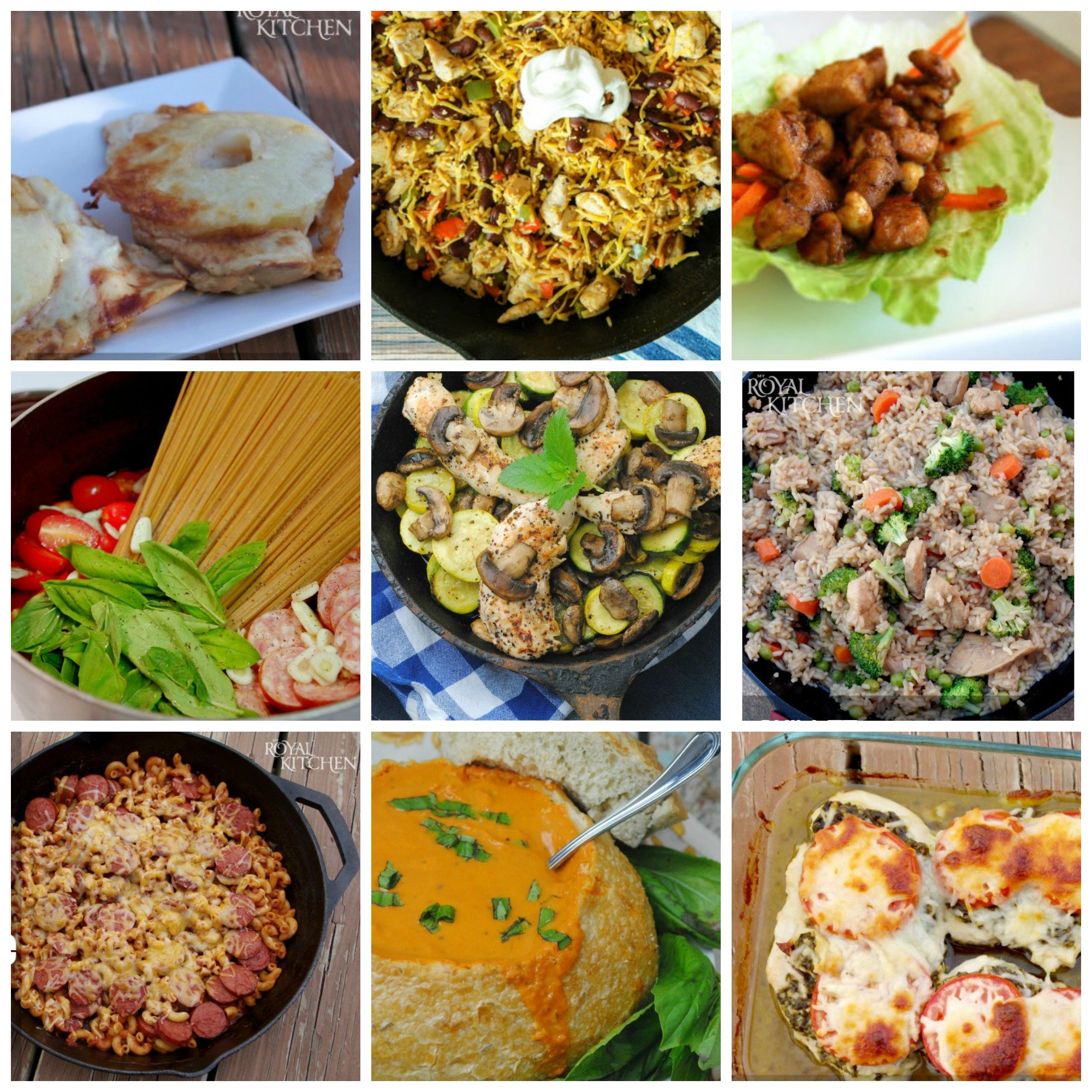 one-pot-meal-collage