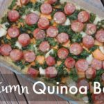 Autumn Quinoa Bake