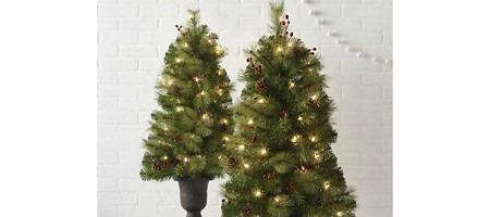HOT! 50% Off Target Wondershop Christmas Trees!
