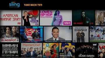 News From Sling TV: Pay Per View Event + New Features!