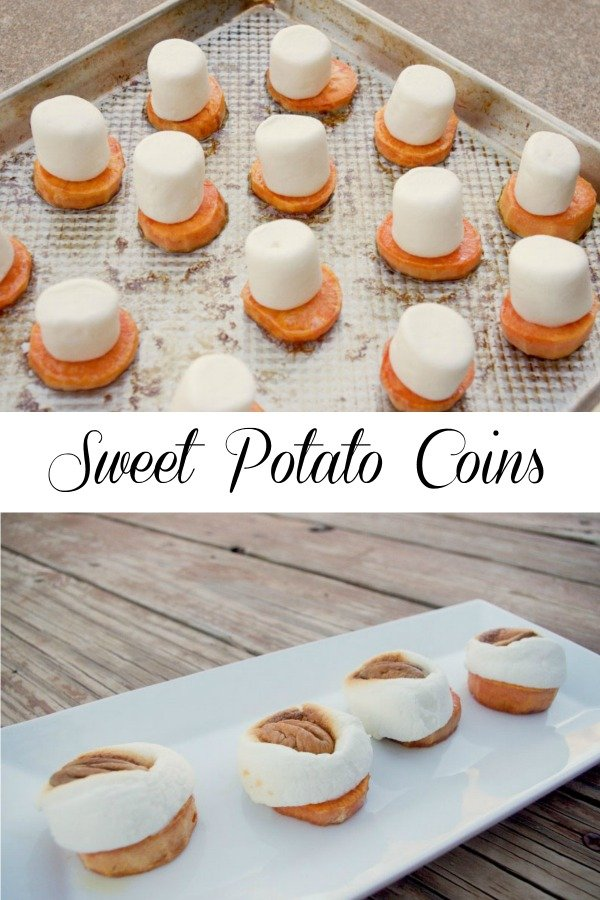 Sweet Potato Coins Recipe