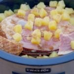 Crock-Pot® Slow Cooker Pineapple Ham Recipe