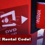 FREE Redbox DVD Rental Code – Today Only (text offer)