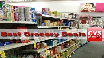 CHEAP Groceries at CVS This Week!