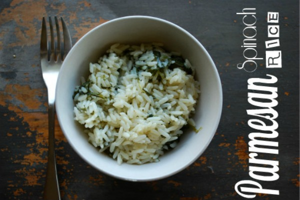 parmesan-spinach-rice