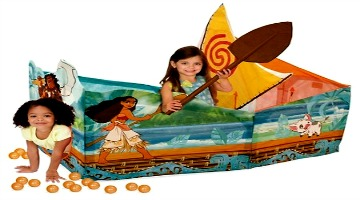 Playhut Moana Raff Play Tent 50% Off at Target – Today Only