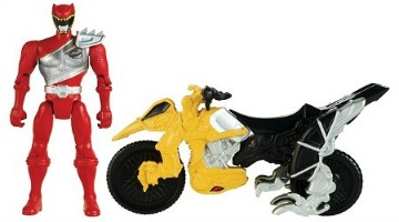 Power Rangers Dino Stunt Bike 50% Off at Target – Today ONLY!