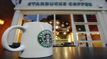 Starbucks Rewards: Possible FREE Beverage w/ ANY Purchase!