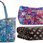 Vera Bradley 50% Off + Free Shipping Thru Tuesday!