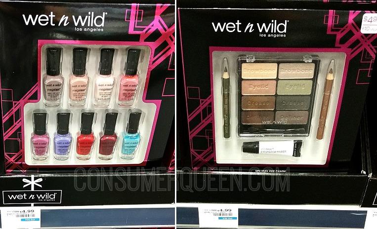 Wet N Wild Gift Sets 99 162 At Cvs Think Christmas